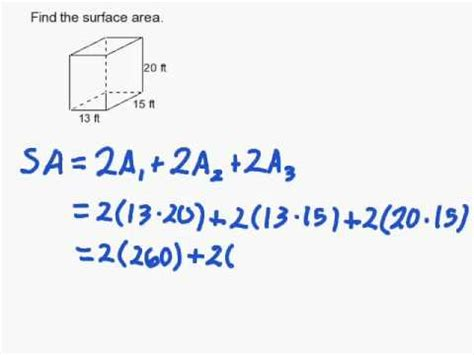 Surface Area of a Cylinder - Online Math Learning